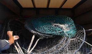 Akcija policije i ribočuvara kod Dunava, prijava protiv Novosađanina zbog krivolova