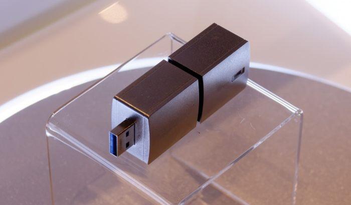 Proizveden USB stick od dva terabajta