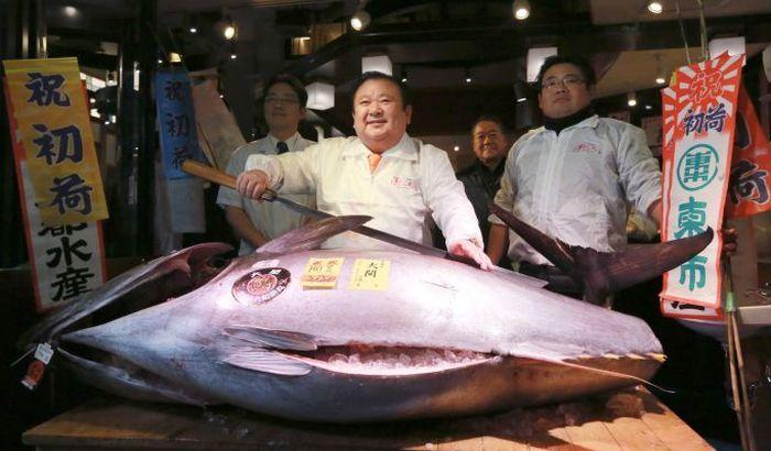 Kupio tunu za 605.000 evra