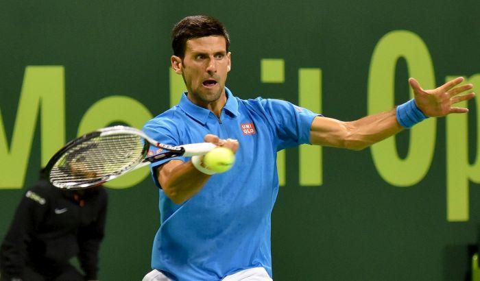 ATP Doha: Đoković lako do polufinala