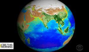 VIDEO: NASA snimila promene godišnjih doba tokom 20 godina