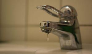 Deo Rotkvarije danas bez vode