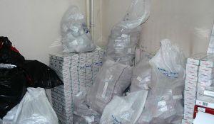 Zrenjanin: Uhapšen zbog 22.440 pakli cigareta bez markica