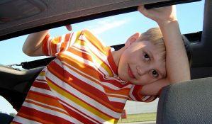 Koliko je potrebno vremena da dete strada u pregrejanom automobilu?