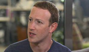 Zakerberg: Ja upravljam Fejsbukom i ja sam odgovoran za sve