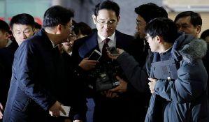 Potpredsednik Samsunga zvanično optužen za korupciju
