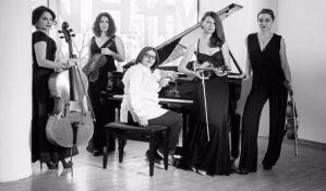 Koncert gudačkog kvarteta u pratnji klavira u sredu u Matici srpskoj