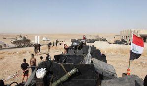 U toku borba za Mosul, islamisti i dalje napadaju