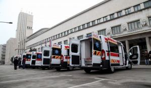 FOTO: Domovi za stare širom Vojvodine dobili nova sanitetska vozila