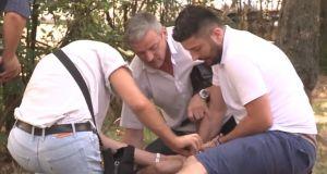 Napadač iz Bloka 45 se tereti za pokušaj teškog ubistva