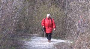 Žena iz Niša planinari u 98. godini