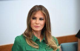 Magazin se izvinio Melaniji Tramp zbog tvrdnje da je eskort dama