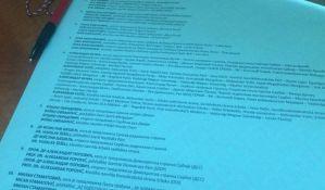 RIK odbio prigovor Novosađanina koji tvrdi da mu je potpis falsifikovan