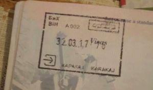 Iz Srbije u BiH prešao 32. marta