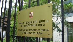 Drakulić menja Novikova u Briselu