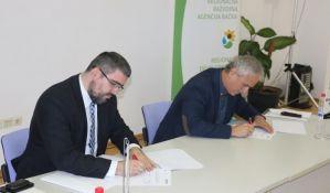 Univerzitet Educons i RRA Bačka potpisali memorandum