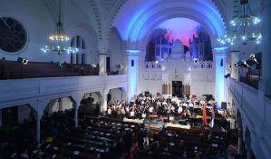 Održan koncert belorusko-srpskog simfonijskog orkestra