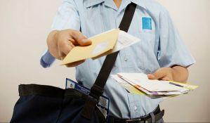 Kriju se od poštara dok prekršaji ne zastare