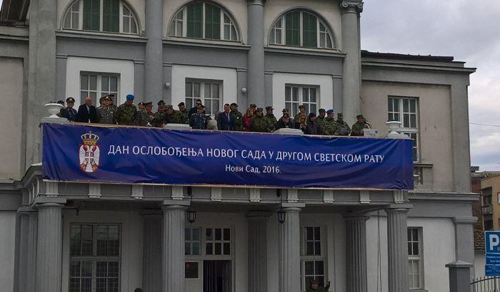 LSV: Vojna parada konačno u Novom Sadu povodom Dana oslobođenja