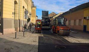 Deo Matice srpske i Pašićeve zatvoren za saobraćaj