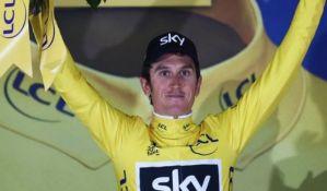 Tomas pobednik prve etape Tour de France-a