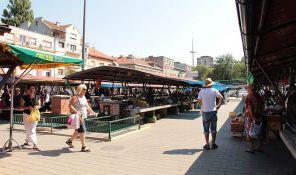 Licitacija za prodajne prostore na novosadskim pijacama u sredu u