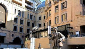 Otkrivena statua Nelsona Mandele u UN