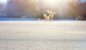 Pao prvi sneg u Bosni i Hercegovini