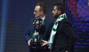 Šapekoenseu uručen trofej Kupa Sudamerikana