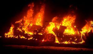 Eksplozija automobila u Podgorici, mladić poginuo, devojci amputirana noga
