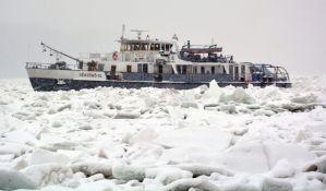 Mađarski ledolomac Srbiju košta 120 evra na sat