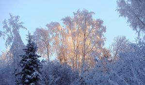 Na Aljasci -59 stepeni, sve se zatrpava snegom zbog izolacije