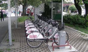 Uskoro stanica za iznajmljivanje bicikala na Bulevaru Evrope