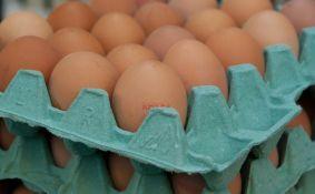 Bugari povlače više od milion jaja iz prodavnica zbog ptičjeg gripa