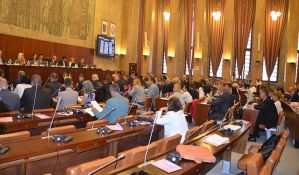 Skupština Vojvodine usvojila novi rebalans budžeta, deo opozicije napustio sednicu