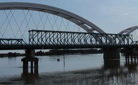 Dvojica povređena u sudaru čamaca kod Žeželjevog mosta