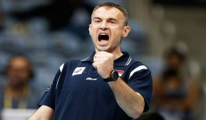 Grbić: Želim plasman na Olimpijske igre