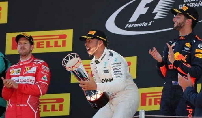 Hamilton osvojio Veliku nagradu Španije