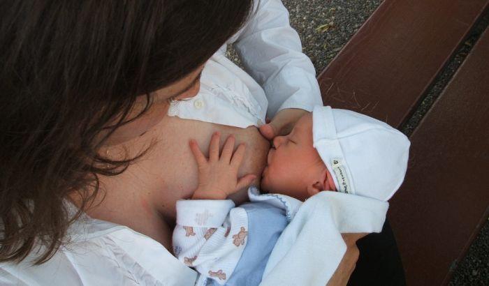 Još jedna veoma važna uloga bradavica u dojenju