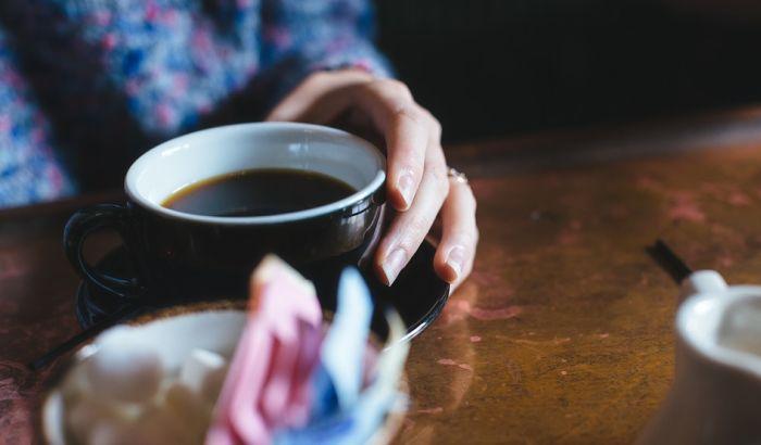 FOTO: U peni kafe pravi mala umetnička dela