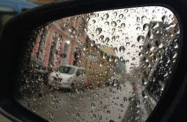 Smena suvih i kišnih dana