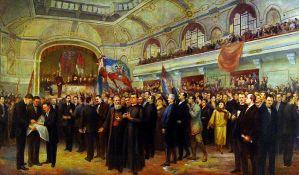 Fomiran Odbor za obeležavanje stogodišnjice prisajedinjenja Vojvodine Kraljevini Srbiji