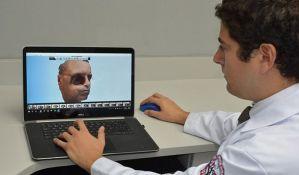 VIDEO: Brazilac dobio prvu 3D štampanu protezu lica