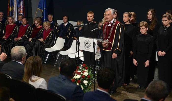 Univerzitet u Novom Sadu obeležio 56 godina postojanja