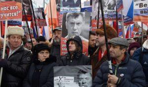 VIDEO: Protestne povorke na godišnjicu ubistva Borisa Njemcova