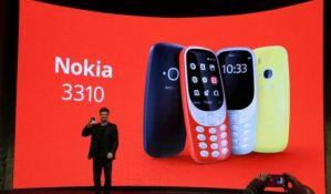 VIDEO: Predstavljena nova Nokia 3310, koštaće 49 evra