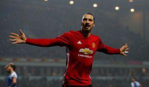 VIDEO: Ibrahimović Junajtedu doneo drugi trofej u sezoni