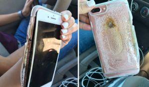 VIDEO: Apple istražuje slučaj zapaljenog iPhonea 7