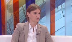 Brnabić: Ne treba apriori zabraniti partijsko zapošljavanje