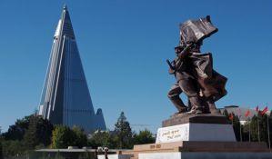 VIDEO: Misteriozni Hotel sudnjeg dana u Severnoj Koreji